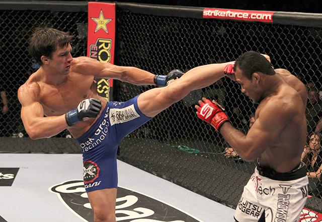 Ronaldo Jacaré vs. Luke Rockhold rematch announced for UFC Australia