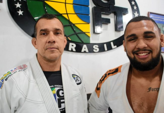 Victor Honório discusses adrenaline in tournaments and teaches a lapel attack