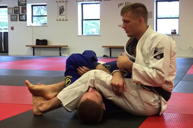Keenan Cornelius teaches 4 tricks to finishing via armbar