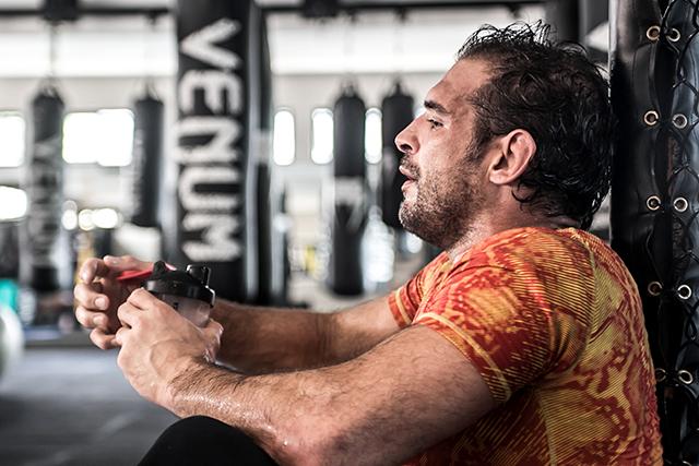 Vídeo: A superação de Léo Leite para vencer no MMA assim como fez no Jiu-Jitsu