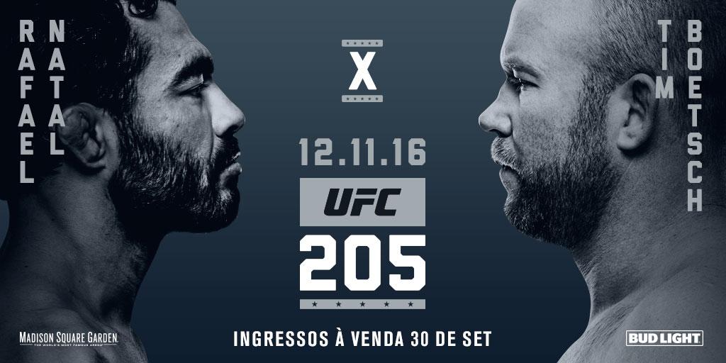 Sapo e Boetsch fazem duelo peso médio no primeiro UFC em NYC. Foto: Divulgação