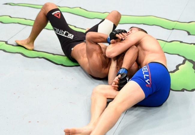 Jiu-Jitsu: Reveja o triângulo de mão recordista do UFC desse sábado