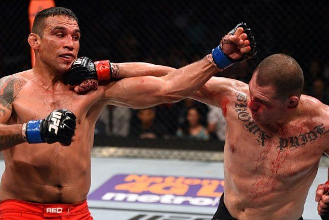 Fabrício Werdum e Cain Velasquez fazem revanche no UFC 207