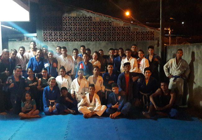 De uma briga de faca na igreja ao projeto social do Jiu-Jitsu que salva crianças