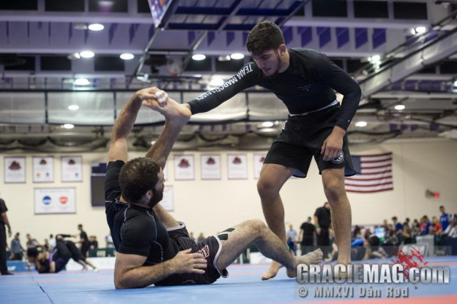 Dillon Danis double gold at Pan No-Gi 2016; Alliance wins overall men's title