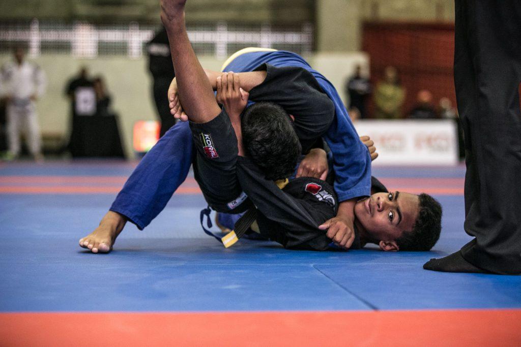 Grandes duelos foram apresentados na VI Etapa da Copa Prime de Jiu-Jitsu. Foto: Divulgação