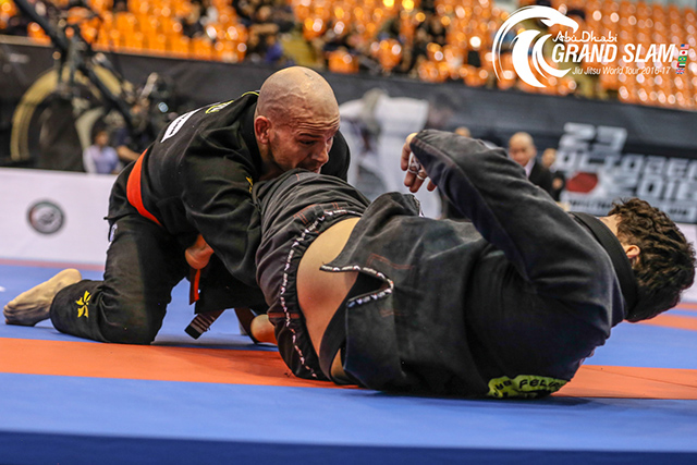 BJJ: watch the Tokyo Grand Slam final between Felipe Preguiça and Xande Ribeiro