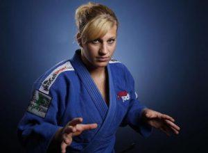 Bicampeão olímpica no judô, Kayla Harrison faz planos ambiciosos para o MMA. Foto: Divulgação