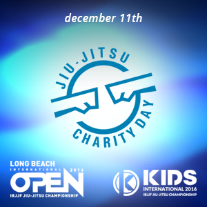 IBJJF organizes the International Jiu-Jitsu Charity Day; proceeds will be donated to UNICEF