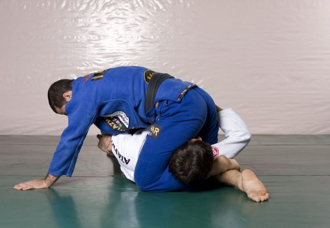 Learn a double attack and always have a plan B in BJJ