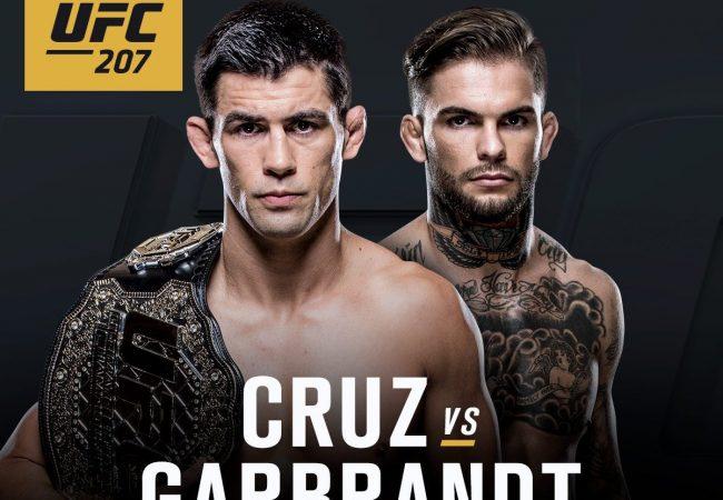UFC confirma Dominick Cruz x Cody Garbrandt pelo cinturão dos galos