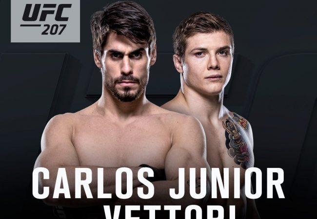 Campeão no Jiu-Jitsu, Cara de Sapato entra em ação no UFC 207