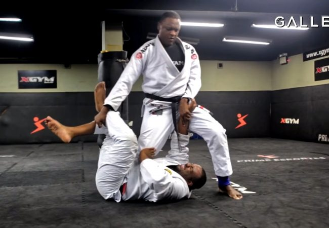 Jiu-Jitsu: Confira as dicas de Carlão Barreto e um macete para passar e finalizar