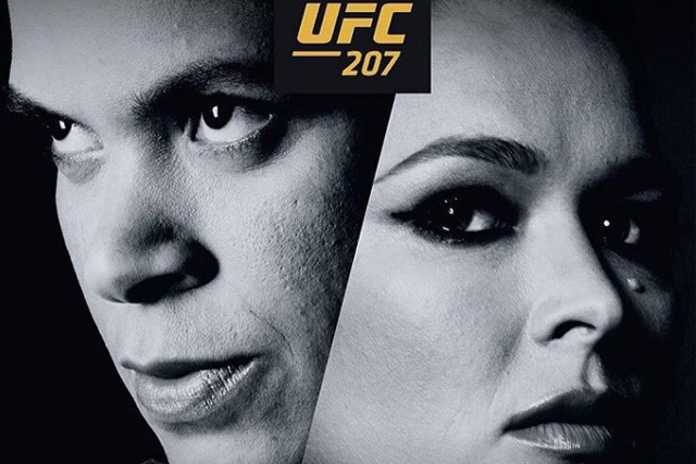 Amanda Nunes to do first belt defense vs. Ronda Rousey at UFC 207 on Dec. 30