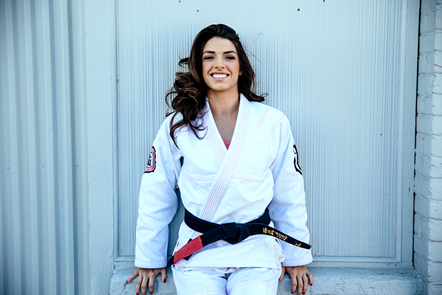 Mackenzie Dern on challenges of training and how she overcame them
