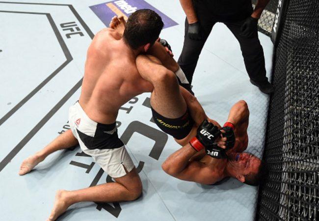 Vídeo: Reveja o Jiu-Jitsu e o armlock de Luis Henrique Frankenstein no UFC