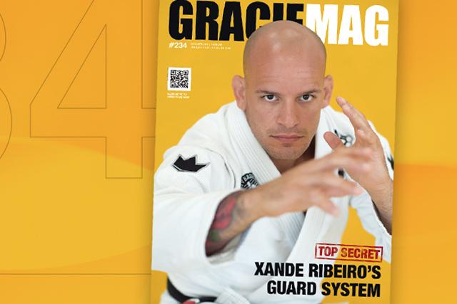 GM #234: Xande Ribeiro's guard system