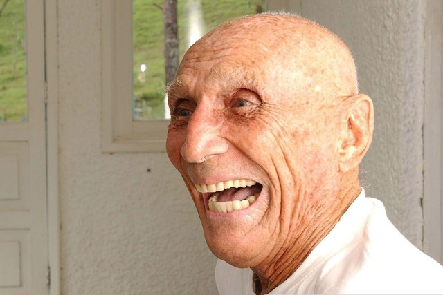 Remember Helio Gracie through historic images and 10 lessons
