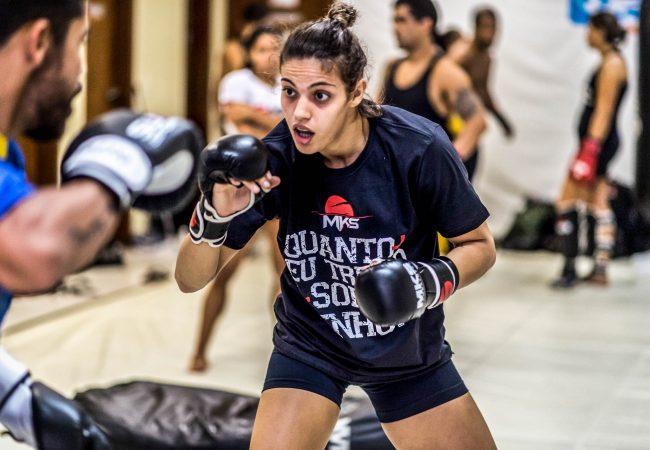 Poliana Botelho comenta estreia no UFC contra ex-desafiante ao cinturão