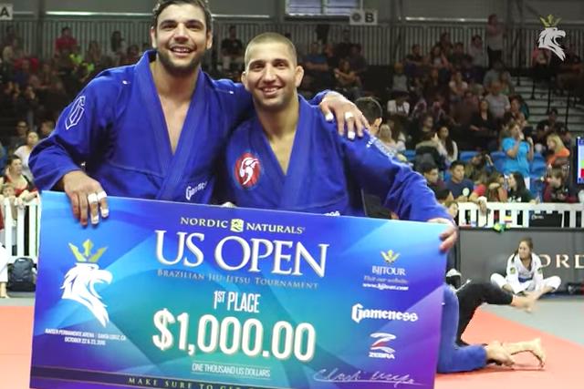 Watch: João Gabriel Rocha subs Francisco Iturralde at U.S. Open