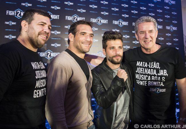 MMA: Léo Leite espera luta disputada no Jiu-Jitsu em seu duelo no Fight2Night