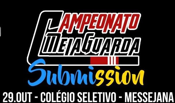 Campeonato Meiaguarda de Submission promete emoção na reta final