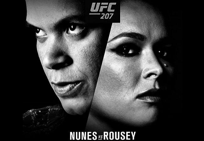 Confirmado: Amanda Nunes encara Ronda Rousey no UFC 207, em dezembro