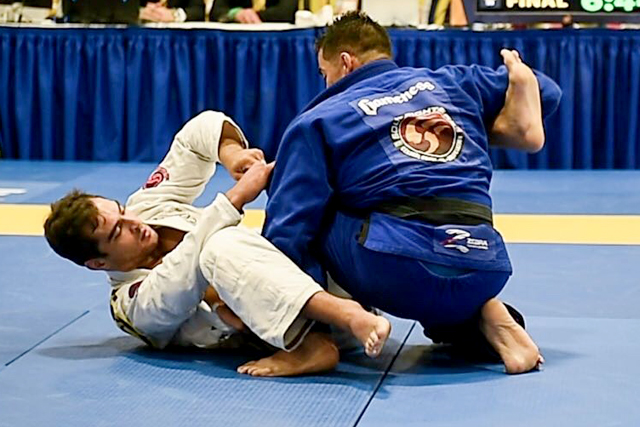 Luiz Panza, Tarsis Humphreys, Otavio Sousa, Marangoni stand out at Los Angeles BJJ Pro