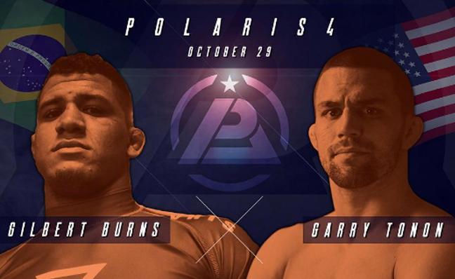 """Gilbert Durinho dispara contra Garry Tonon antes do Polaris 4: """"Está falando demais"""""""