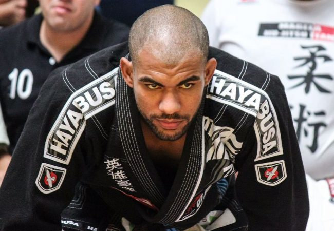 Exclusivo: Erberth Santos defenderá a Atos no Mundial de Jiu-Jitsu de 2017