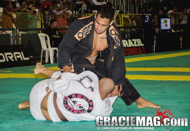 Victor Honório, Tayane Porfírio win double gold at South American BJJ Championship