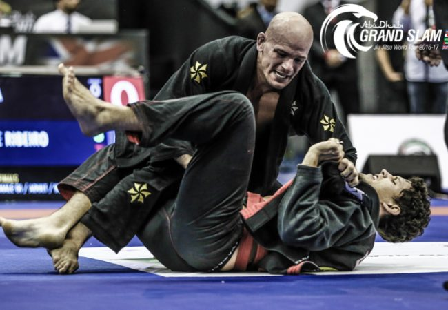 See how Felipe Preguiça beat Xande Ribeiro at the Grand Slam in Rio