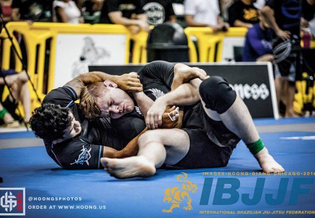 Atual campeão meio-pesado, Lucas Hulk sobe de categoria no Mundial Sem Kimono