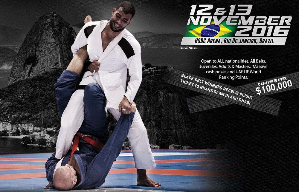 Evento rola neste final de semana, no Rio de Janeiro. Foto: Divulgação