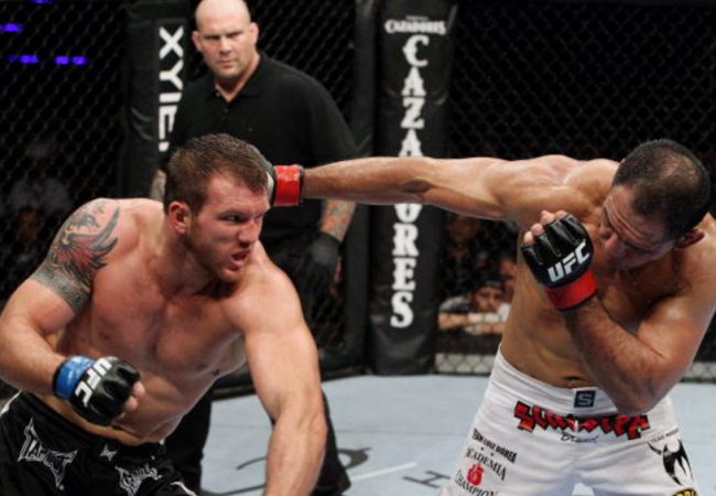 Vídeo: Relembre o primeiro duelo entre Minotouro e Bader e aqueça para o UFC SP