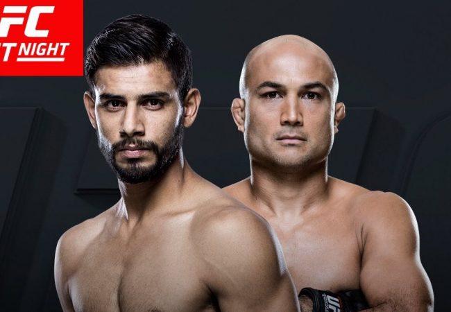UFC agenda BJ Penn contra Yair Rodrigues para card em janeiro