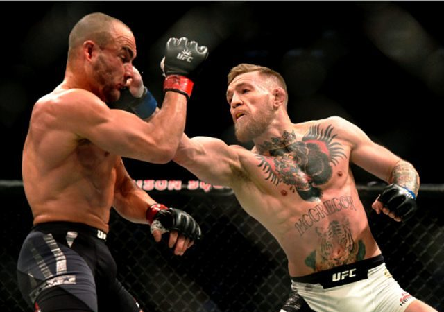 Slow-mo: best moments from the historic UFC 205 in New York