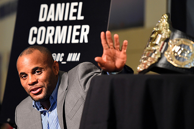 Daniel Cormier injured; UFC 206 fight vs. Anthony Johnson cancelled