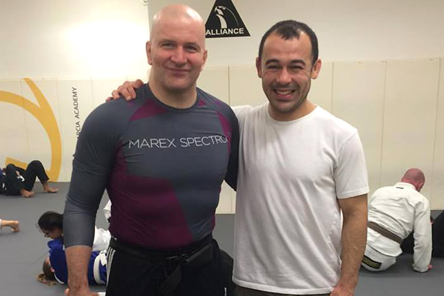 John Danaher, Marcelo Garcia agree to end hostility between their students