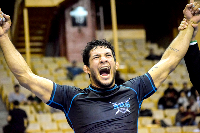 "Lucas ""Hulk"" Barbosa talks second No-Gi Worlds title"