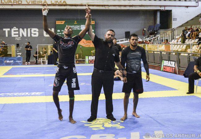 Jiu-Jitsu: O armlock campeão de Isaque Paiva no Brasileiro Sem Kimono