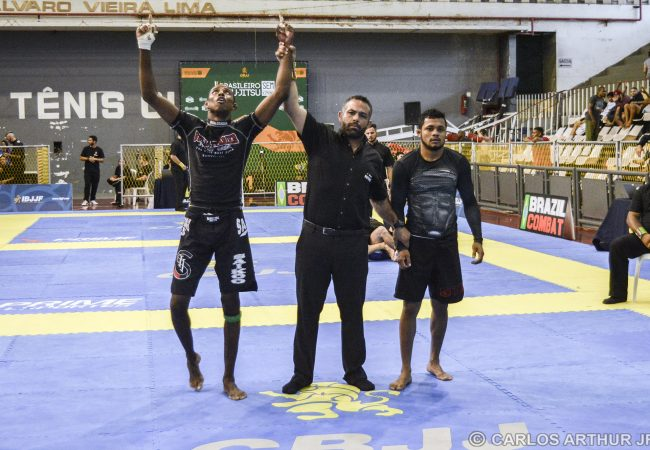 Confira os destaques do Brasileiro de Jiu-Jitsu Sem Kimono da CBJJ