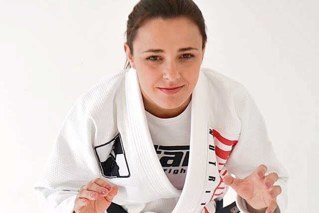 Interview: Michelle Nicolini explains what led her to don the gi again for BJJ Stars