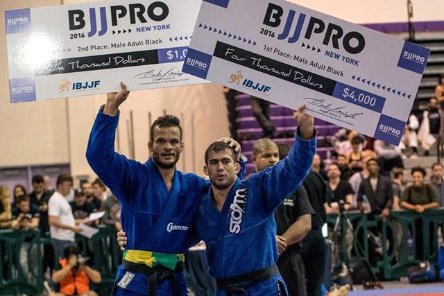 Dominyka Obelenyte, João Gabriel, João Miyao, Otavio Sousa shine at New York BJJ Pro; see more results