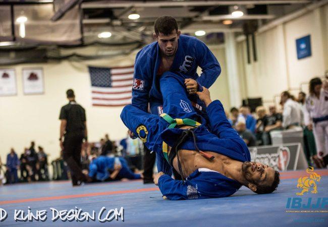 NY BJJ Pro champion Otavio Sousa ponders why more athletes don't fight for money