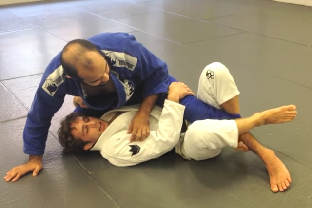 Jonathan Satava: learn to move from deep half-guard to X-guard