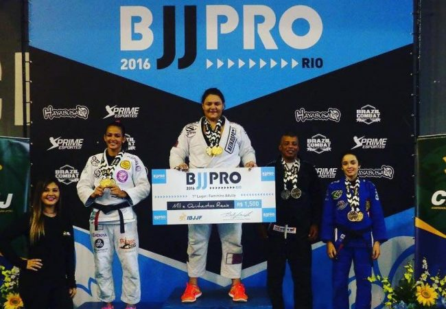 Rio BJJ Pro: Tayane Porfírio beats Beatriz Mesquita; see list of prize winners