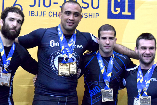 Yuri Simões defeats Murilo Santana to win his second No-Gi Worlds; Nathiely beats Andresa for double gold