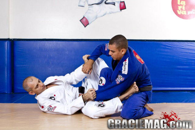 Ezequiel, Kimura, De la Riva… Study the BJJ moves named after people