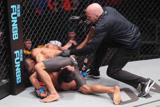 Tricampeão mundial de Jiu-Jitsu defende cinturão de MMA nesta sexta-feira